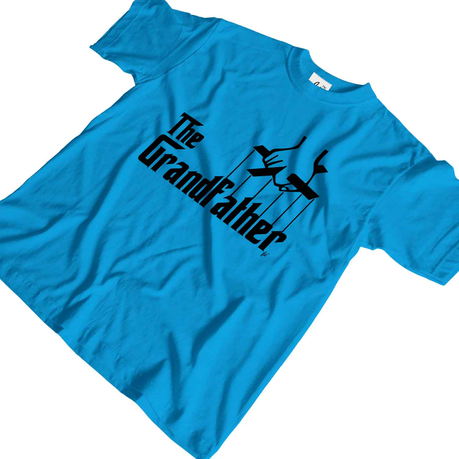 The-Grandfather-Fathers-Day-Gift-Christmas-Birthday-Present-Mens-T-Shirt
